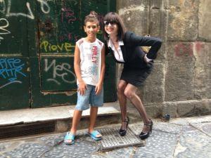 Io e il mio scugnizzo, Vincenzo