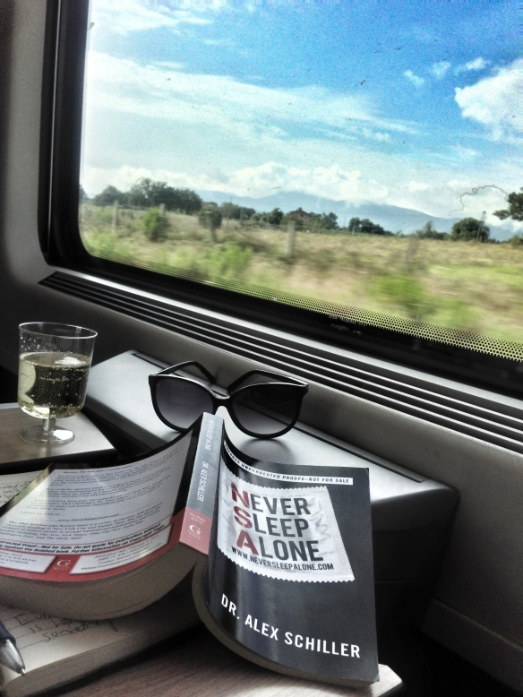 BOOK TRAIN